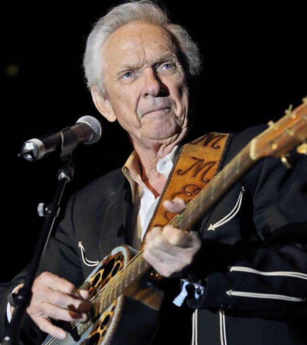 M-M-M-Mel Tillis – Monroe Journal – January 10, 2019
