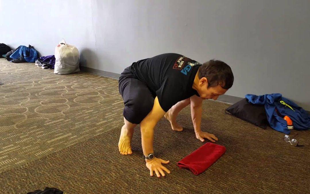 Yoga with Attitude – Monroe Journal – December 12, 2019